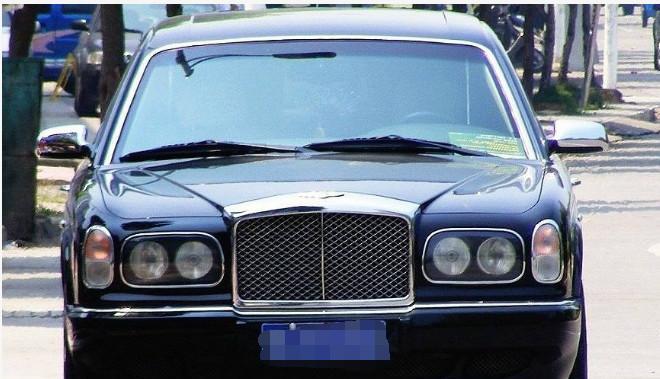 五十万买辆27年车龄的豪车, <em>车载电话</em>是很多人第一台手机的品牌