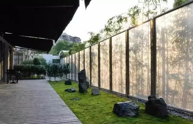 中式景墙才有的气质|墙体|气质|趣味_新浪网图片