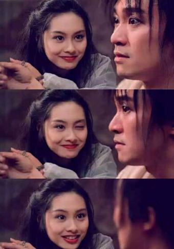 《大话西游》是香港电影的代表作,也是朱茵的代表作,朱茵饰演的紫霞图片