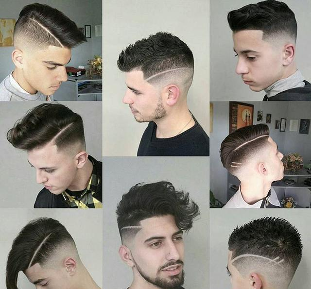 开挂2017男士流行短发发型趋势!轻松打造复古油头大背头!图片
