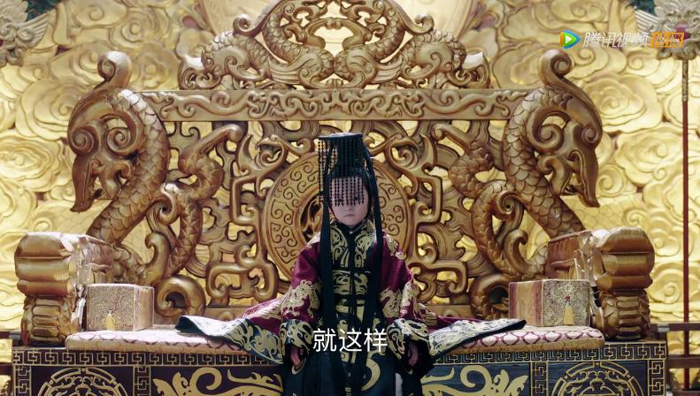 独孤天下结局:伽罗和杨坚离心,杨坚宠信宫女违背誓言