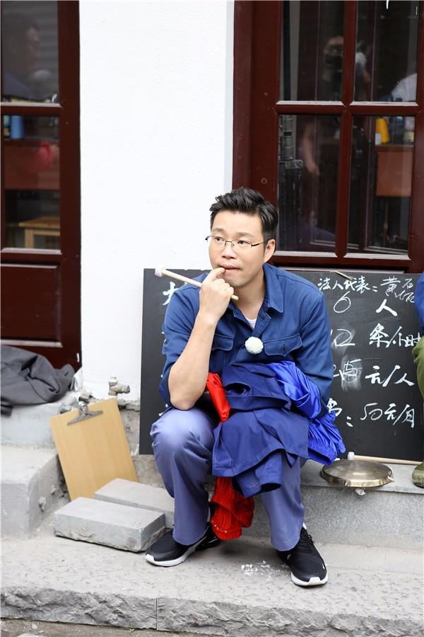 王迅霸屏周末综艺黄金档 《信中国》看罢《极挑4》登场