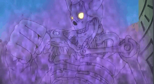 火影忍者: 须佐能乎有9种成长形态, 佐助须佐的实力