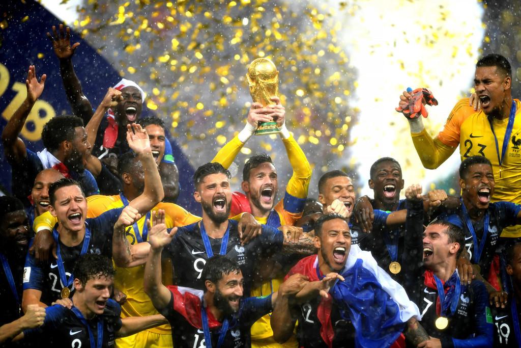 俄罗斯世界杯_2019世界杯冠军排名_俄罗斯世界杯冠军排名