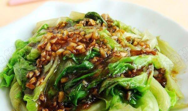 下饭平菇蚝油生菜简单又凉拌阜阳哪里有卖做法菌种的图片