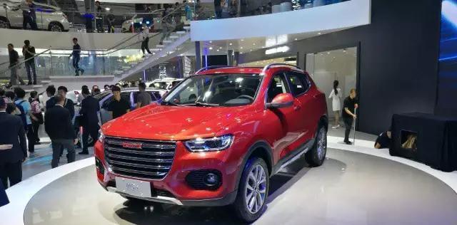 新上市的自主品牌SUV, 纳智捷U6在算是性价比较高的SUV车型。