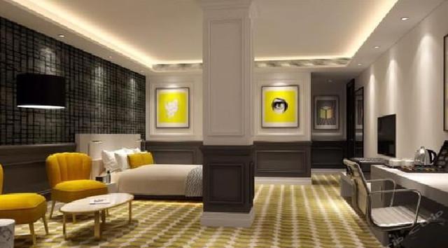 火遍ins、社交平台的深圳十大网红酒店