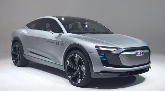 大集合! 2017法兰克福车展概念车一台比一台科幻