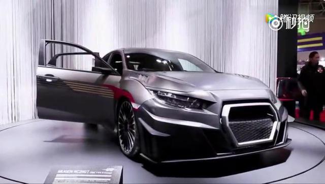 新款思域Type R海外上市,百公里加速比奔驰A45更快!