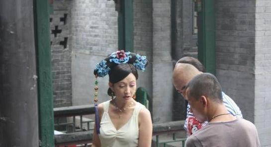 杨潞博客_杨潞电视剧里的一笑都魅力无限, 成为无数男人的梦中情人