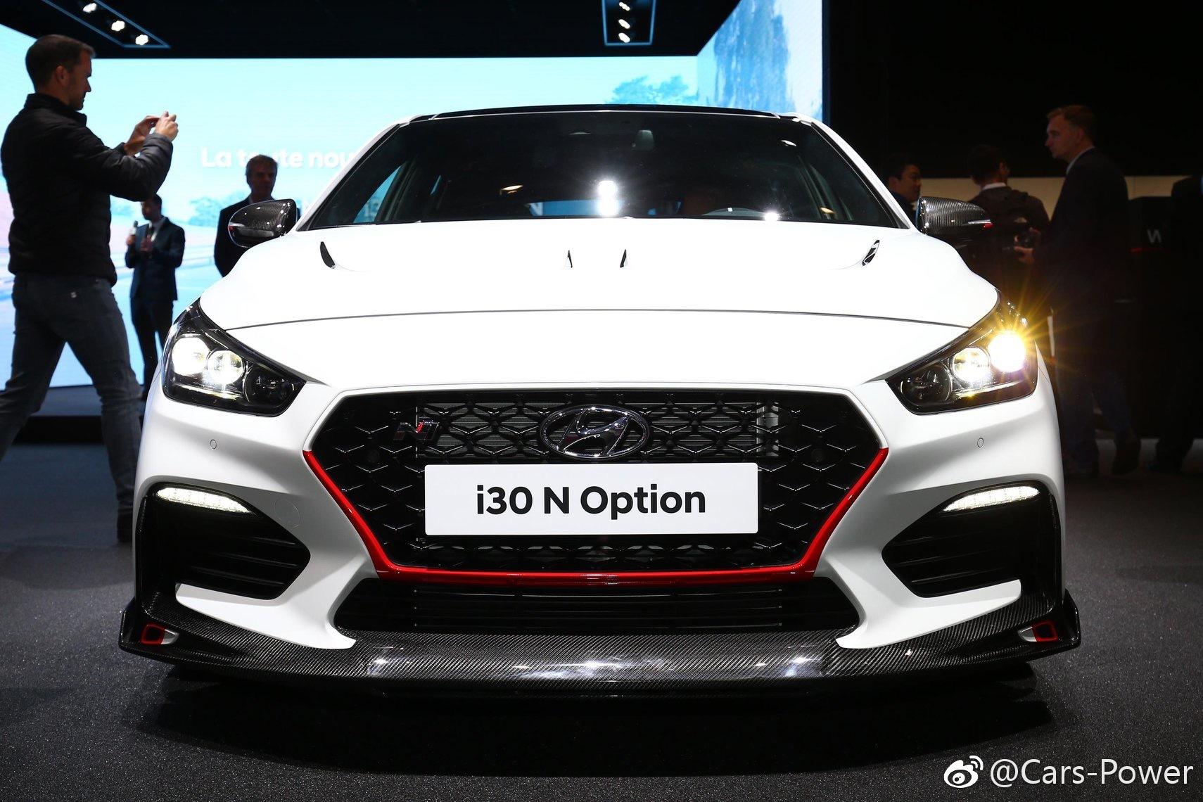 现代i30 N Option