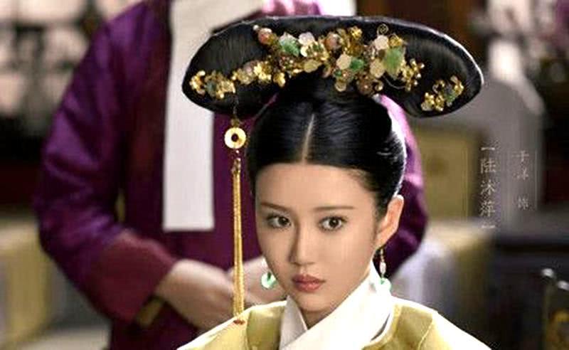 《如懿传》中陆沐萍原型:民女出身,最后却靠儿子晋封为皇贵妃