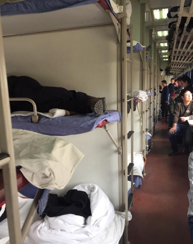 人生小故事: 关于火车卧铺的那些奇遇