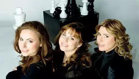 传奇的波尔加三姐妹