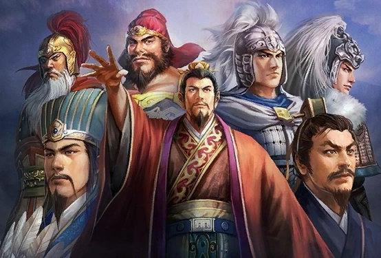 关羽死后成关圣帝君,张飞成了阴阳巡查使,刘备死后成