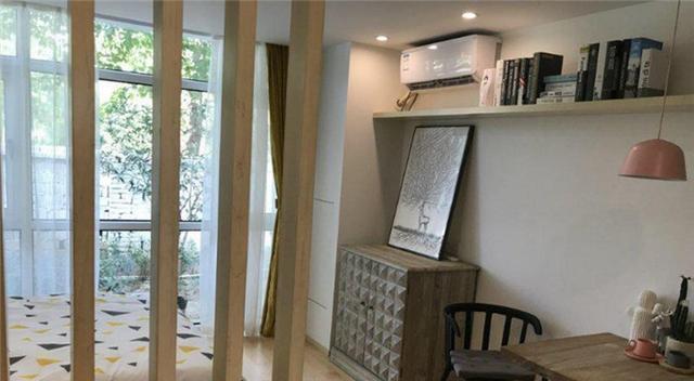 45平两室两厅一厨一卫精装修 复式楼功能区划分真强大图片