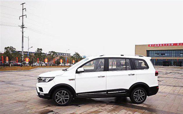 又一款国产帅气七座SUV即将来袭, 看起来20万级别却只卖6万