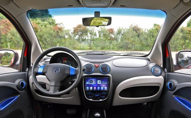 360度全景影像, 155公里续航里程, 江铃新能源汽车即将国产