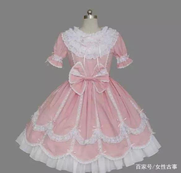 选一条最爱的洛丽塔裙子,测你什么时候在异性眼中最美图片