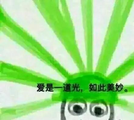 最近很火的表情:绿帽子系列的了图片表情包老图片