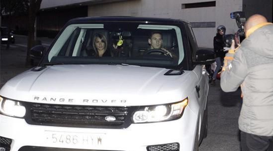 葡萄牙球星C罗:布加迪Veyron、奔驰C级、保时捷卡宴等车型