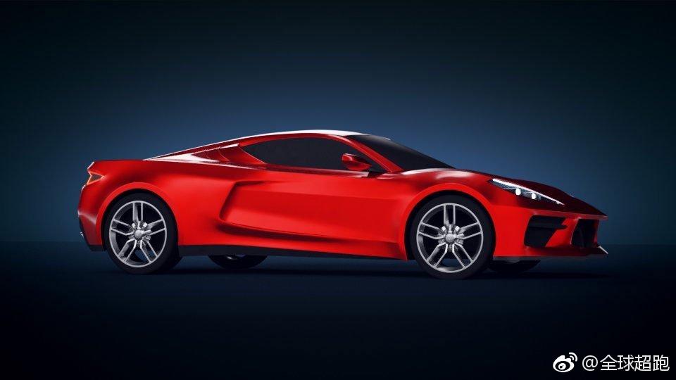 2020款再爆一套效果图。该车可以说是今年以来争议最大的性能车