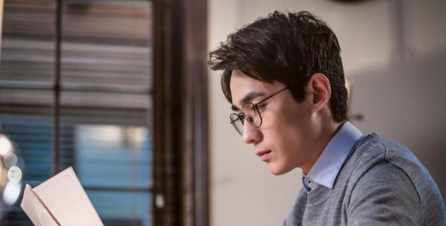 娱乐圈五位男星的侧颜,马天宇忧郁,朱一龙温润,你最喜欢哪位?
