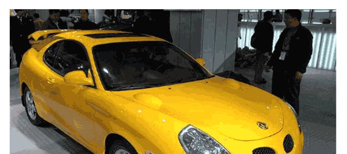 5款造型奇特的国产车, 尤其是最后一款, 分不清车头和车尾