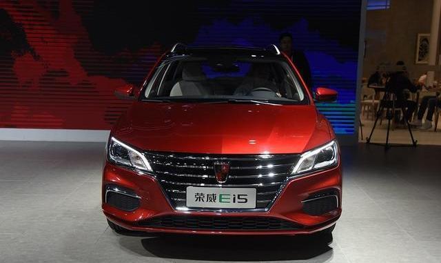荣威ei5广州车展首次亮相,国内首款纯电动旅行车能否成功?