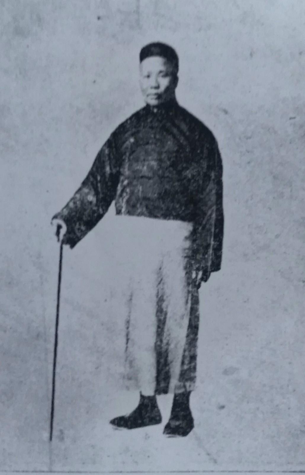 林世荣照片