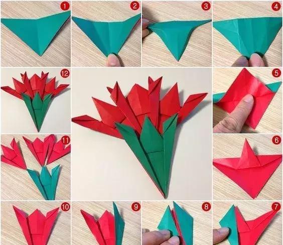 师讯网推荐——儿童折纸大全图解,各种折纸传承中华