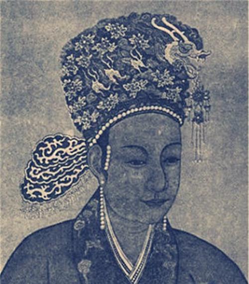 中国历史上曾出家为尼的十二位皇后|斛律皇后|永徽