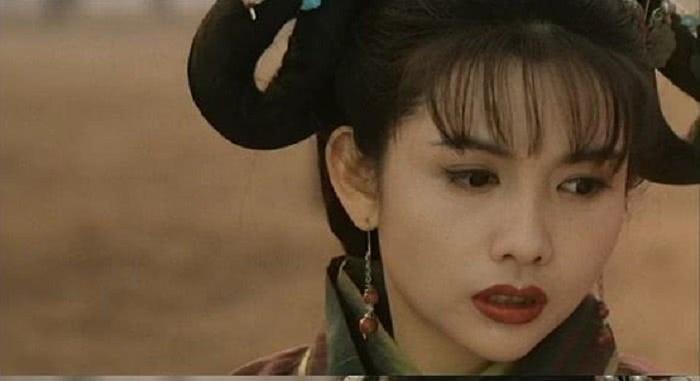 """曾经跟李连杰演过戏的""""90年代四大美人"""",个个美得让人心醉"""
