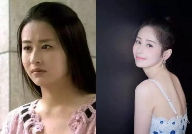 减肥成功的女星,海陆脸小一半,颖儿更加自信,而我最服逆袭的她
