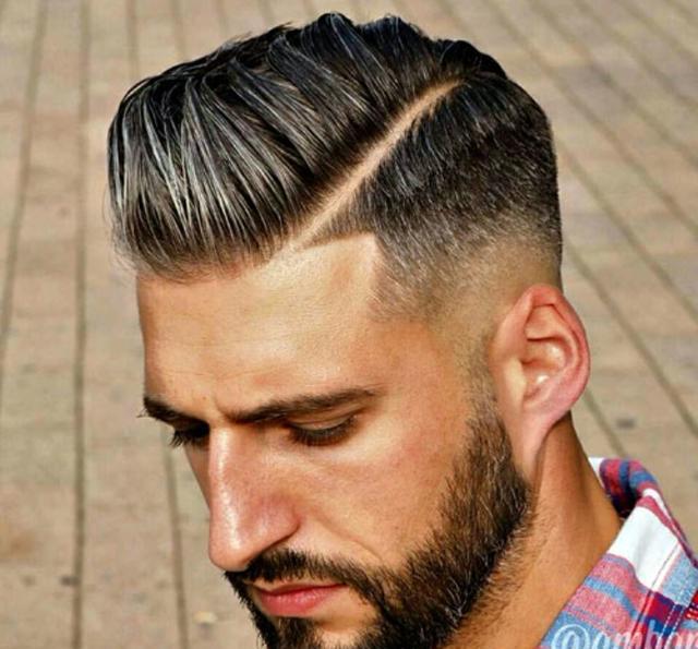 欧美发型_32款欧美男士发型 轻松做男神