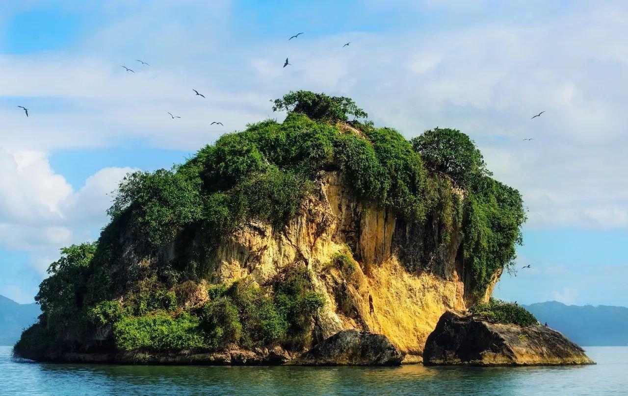 多洛斯海提斯国家公园,多米尼加共和国