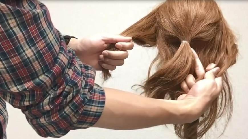 简单的短发宴会发型,轻松学会就能马上利用,让你不再发愁图片