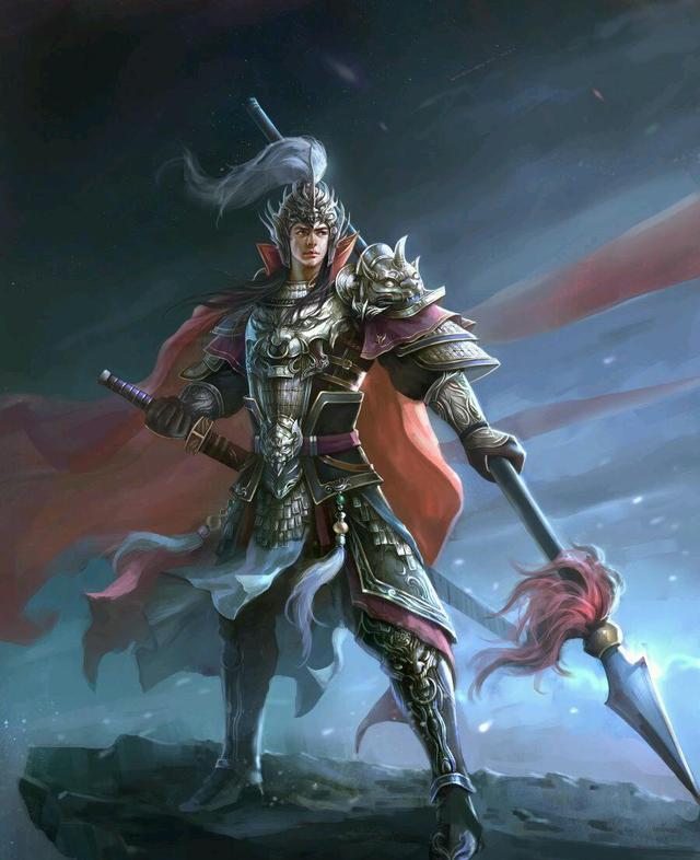 中国古代六大战神,第一无争议