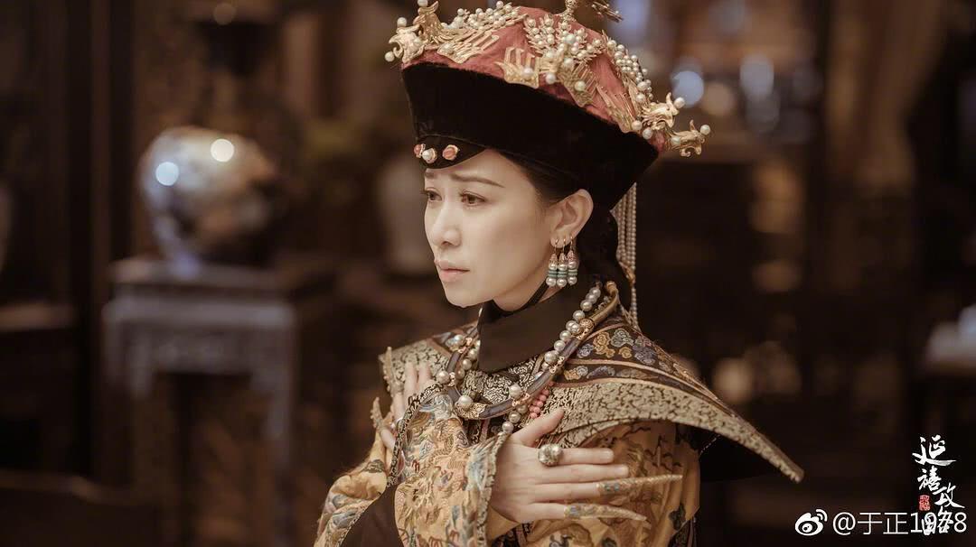 《延禧攻略》三个皇后结局:富察跳楼,璎珞早逝,娴妃下场最惨!图片