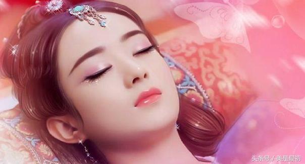 当角色遇到手绘画,赵丽颖在电视剧《蜀山战纪》中塑造的玉无心让人