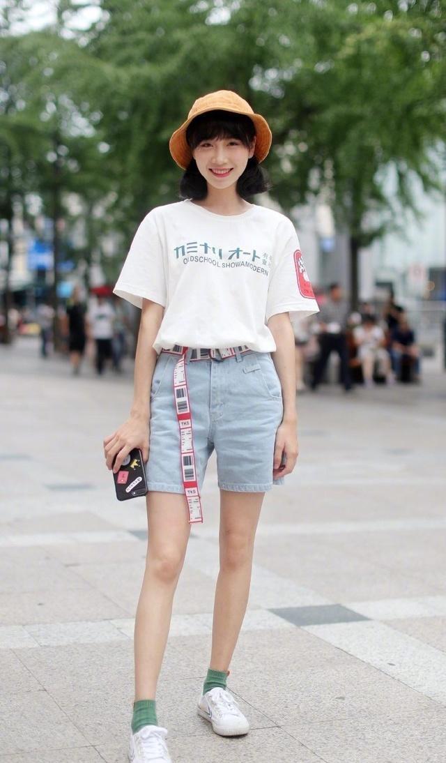 高质量的18位美女_路人街拍, 高质量杭州美女街拍