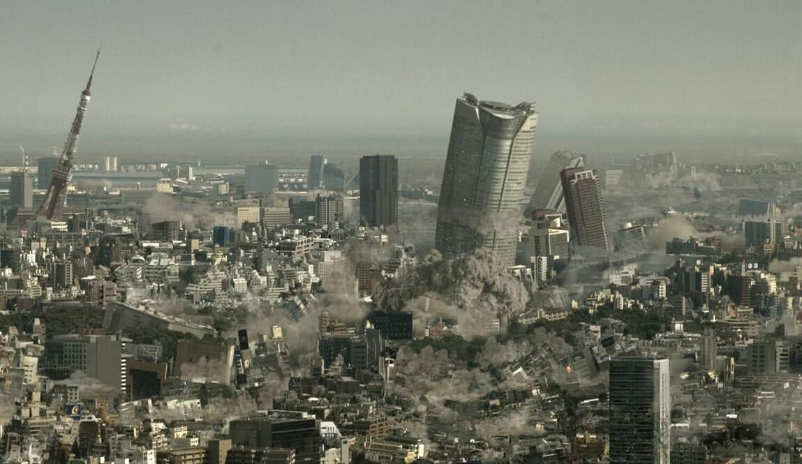 日本突发地震,这部地震题材的日本电影成为史诗级的灾难片