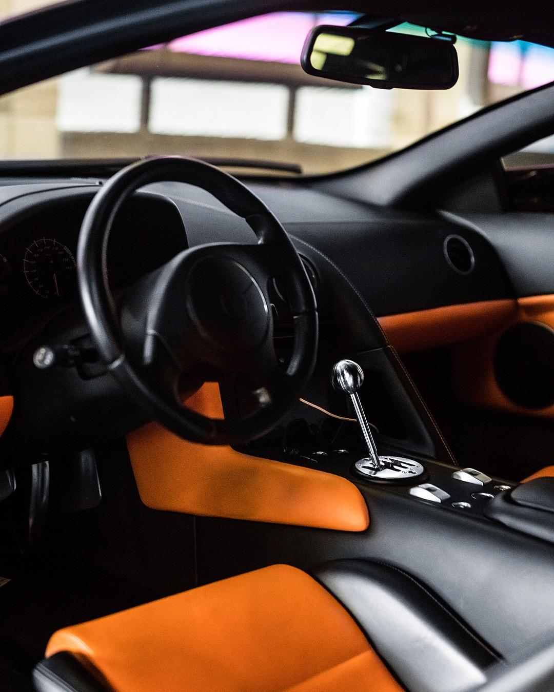 That V12 Sound Lamborghini Murcielago Lp640 By 新浪汽车