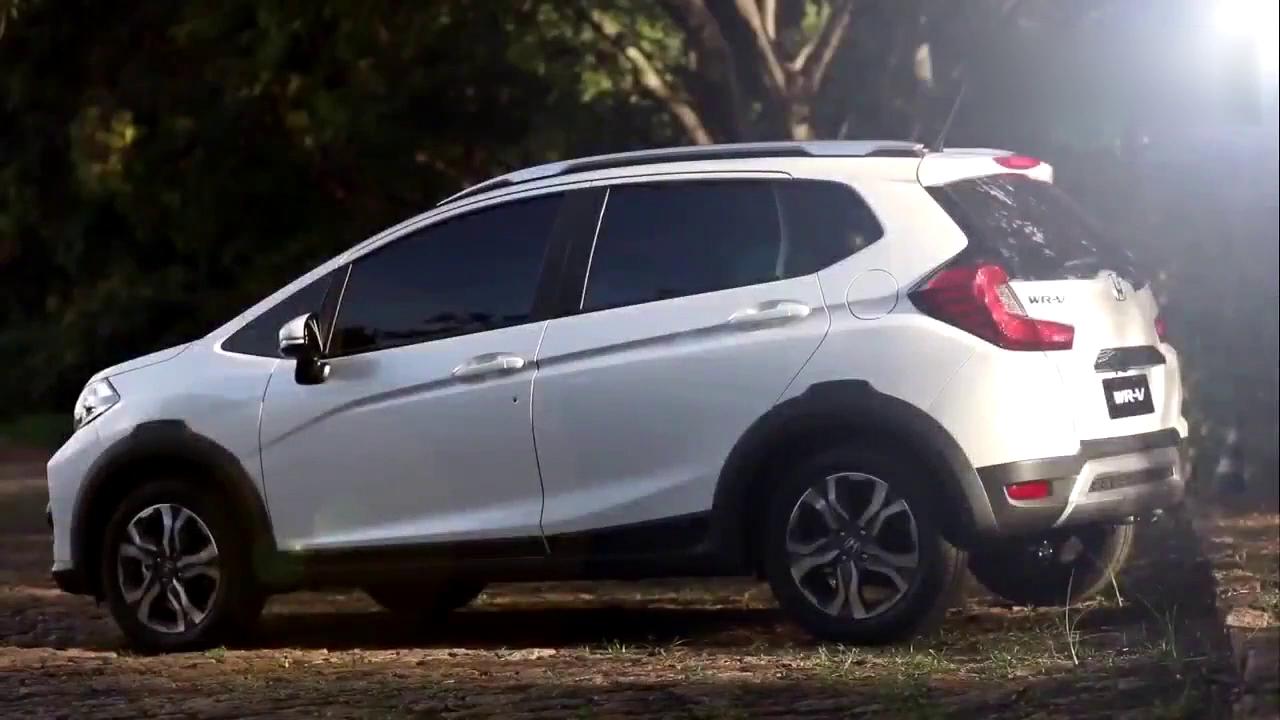 本田WRV小型SUV或将国产 定位低于XRV