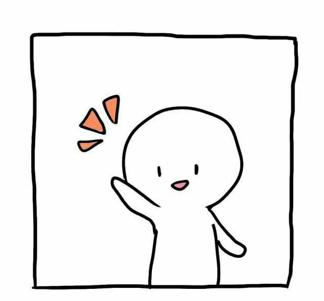 动漫 简笔画 卡通 漫画 手绘 头像 线稿 640_594