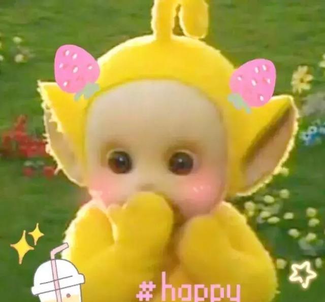 表情包:小仙女专用天线宝宝表情包图片