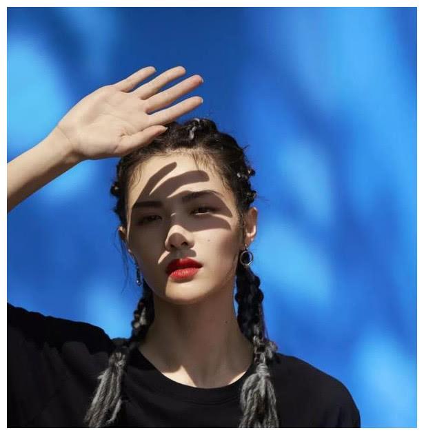 6位女星脏辫发型对比:杨幂温柔,杨颖俏皮,最后两位辣