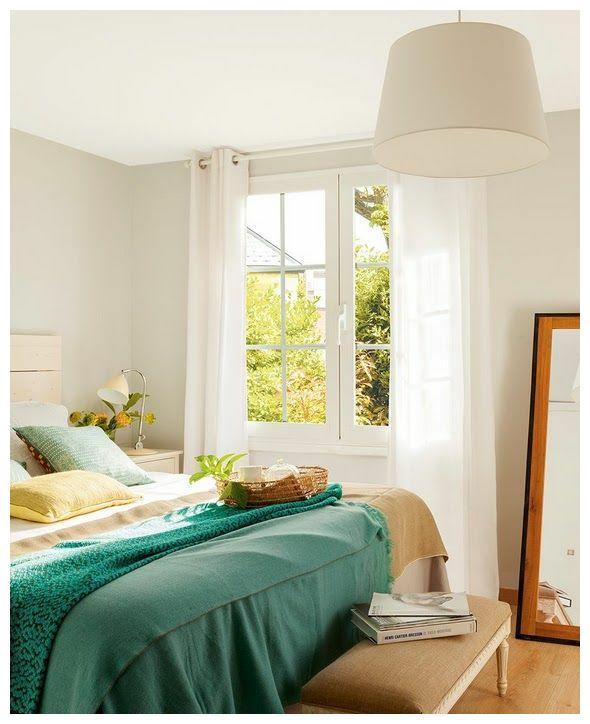30组超美女生卧室装修效果图,浪漫温馨卧室设计!