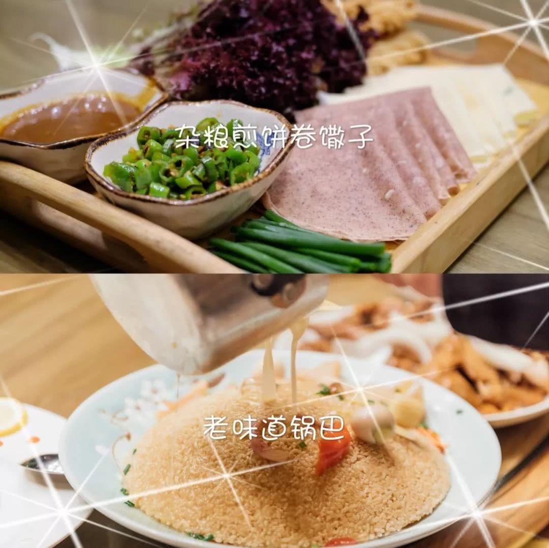 金庸小说里让洪七公食指大动的面值,在郑州吃起来也有滋有味达美卡耀美食食图片