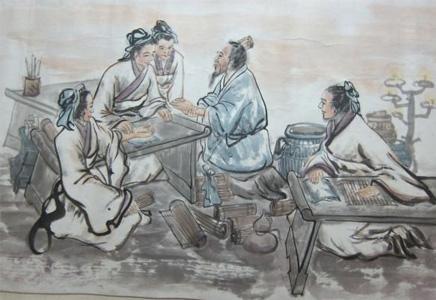 中医食疗的始祖——扁鹊